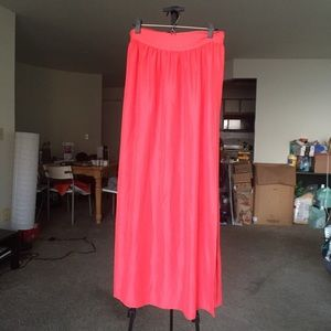 Mango Summer Long Skirt